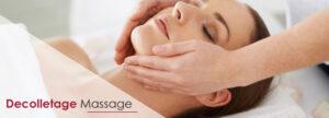 Decolletage-Massage